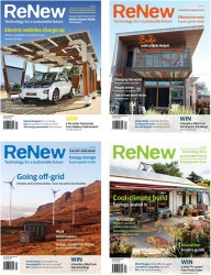 ReNew covers for pop up
