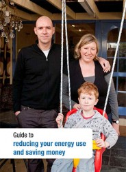 Guide to reducing your energy use and saving money