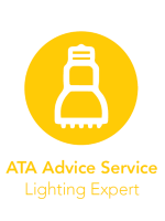 ATA advice service - lighting expert