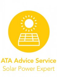 ATA advice service - solar power expert