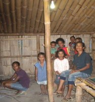 Solar power changes lives in East Timor