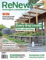 ReNew 135 water saving special out now!