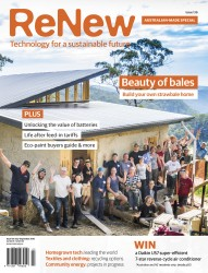 ReNew 136, July to September 2016, Australian-made issue