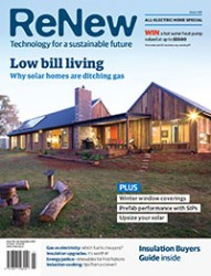 ReNew 140: All-electric homes issue