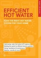 Efficient Hot Water Booklet Ed. 7